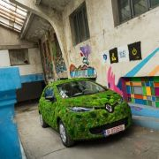 Peste 70.000 de persoane au folosit Uber Green în București
