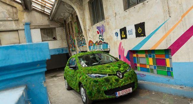 UberGREEN pornește la drum cu20 de mașini electrice Renault Zoe