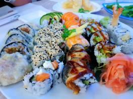 zen sushi nordului - sushi