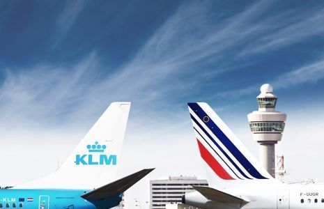 Air France KLM: 314 destinații în 116 țări în 2018