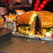 Cum aratăburgerii uriasi de la B3ton – Galerie FOTO