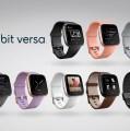 Fitbit lansează Versa, cel mai ușor smartwatch cu carcasă metalică!