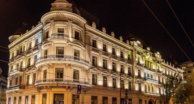 Lanţul hotelier Corinthia va inaugura Grand Hotel du Boulevard în București