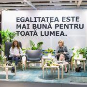 IKEA Group susține egalitatea de șanse la locul de muncă!