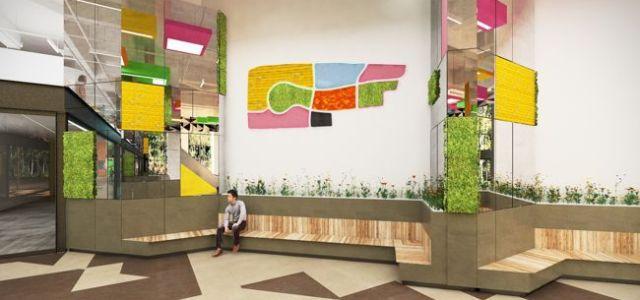Immochan dă un nou suflu Centrului Comercial Auchan Drumul Taberei