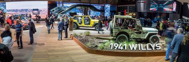 Jeep câștigă Creativity Award 2018 la Salonul Auto de la Geneva
