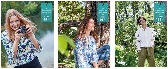 Noua colectie Spring – Summer 18 M&S: tendințe și imprimeuri florale inspirate din natură!
