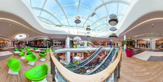 Sun Plaza finalizează procesul de reconfigurare: 20.000 mp nou construiți și 40 de magazine noi