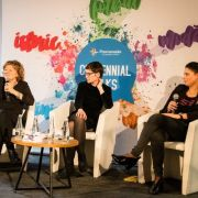 "Mituri despre feminism la""Promenada Centennial Talks"""