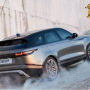 Range Rover Velar a fost desemnată cea mai frumoasă maşină din lume