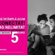 Telekom extinde traficul nelimitat de date 4G și pentru segmentul prepaid