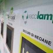 946 de tone de deșeuri din echipamente de iluminat colectate și reciclate în 2017 de Recolamp