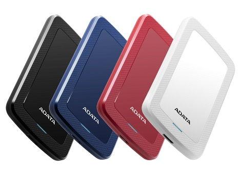 ADATA lansează hard disk-urile externe HV300 și HD330