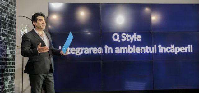 Samsung anunţă lansarea oficială în România a noilor televizoare QLED TV 2018