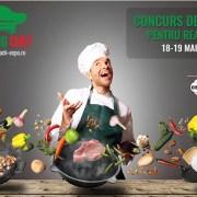 Sorin Bontea, Sorin Minea şi Chef Ioan Cristian Şerb jurizează YOUNG CHEF