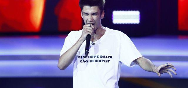 """Andrei Cojocaru este câștigătorul """"iUmor"""""""