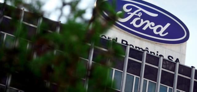 Ford, investiție de 200 mil. euro și 1500 de noi locuri de muncă la fabrica din Craiova
