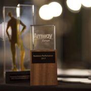 Amway România, premiată din nou pentru cea mai bună performanță în Europa