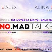 NO.MAD Talks, evenimentul dedicat comunității de freelanceri,va avea loc pe 7 iunie!