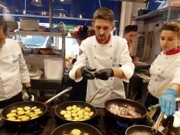 BistroMar_Live Cooking