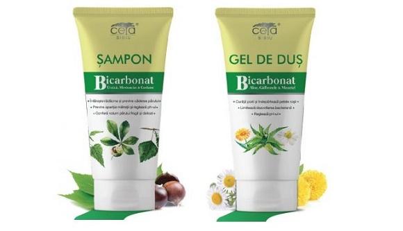 CETA SIBIU a lansat prima gamă cu bicarbonat din România