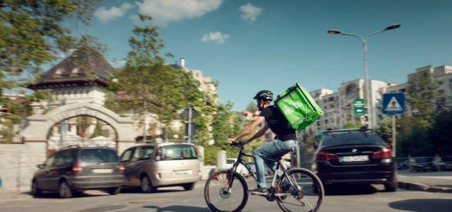 Uber Eats a ajuns și în București!