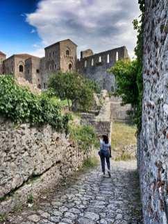 Mystras Castle Town2