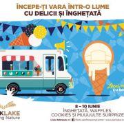 Ice Cream Festival în grădina ParkLake!