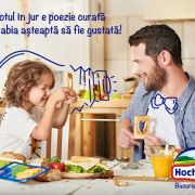 Hochland România se reinventează și lansează o nouă campanie de comunicare