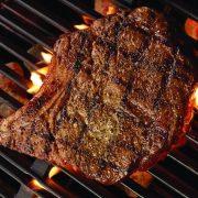 Steak Night pe terasa Hard Rock Cafe