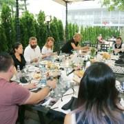 New place in town: Rossini Secret Garden Opening