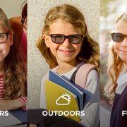 Health Trends> 80% dintre leziunile vederii provocate de UVse produc în timpul copilăriei