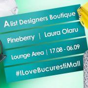 Cămășile Pineberry și accesoriile Laura Olaru, la Designers Boutique din București Mall