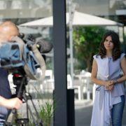 Iulia Ionescu prezintă emisiunea 2.0 la Digi24