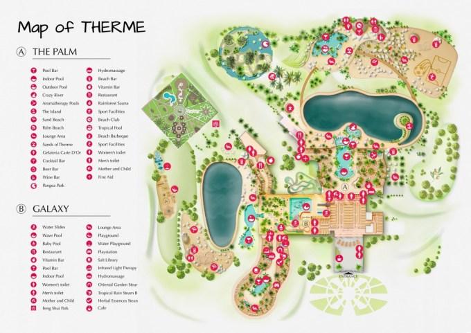 Therme lansează 3 noi parcuri naturale unice în Europa 2