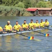 Medaliații României la canotaj au fost sărbătoriți la Complexul Sportiv Național Snagov