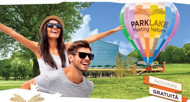 """Experiență"" la înălțime la ParkLake!"