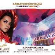 ParkLake sărbătorește 2 ani cu un concert Inna și multe alte surprize
