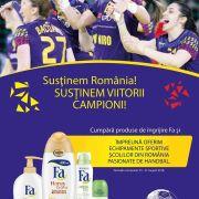 """Echipează viitorii handbaliști ai României, noua deviză a campaniei """"Mingi în școli"""""""