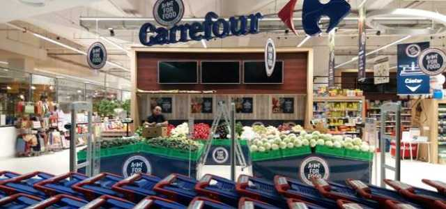 "Carrefour lansează ""Act for Food"""