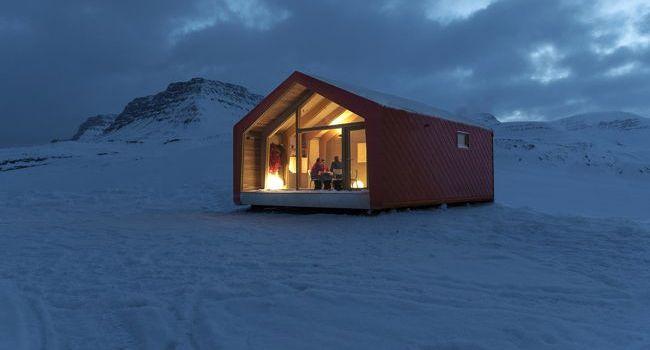 Ariston construiește o casă în Groenlanda în scopul susținerii cercetărilor climatice