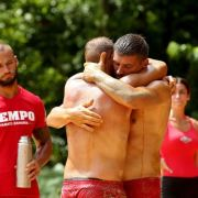 EXATLON – Si baietii plang cateodata! Emotii coplesitoare pentru Adrian Blidaru si Cristi Pulhac