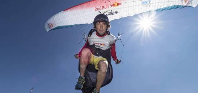 Toma Coconea participă la Red Bull X-Alps 2019