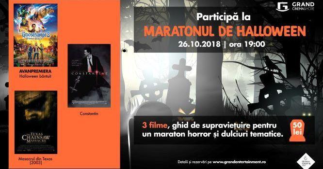 Halloween special: 2 săptămâni de filme de groazăla Grand Cinema & More
