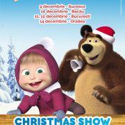 """Masha și Ursul aduc """"Poveste de Crăciun"""" în România"""