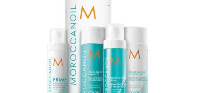 Moroccanoil a lansat noua gamă Moroccanoil Color Complete