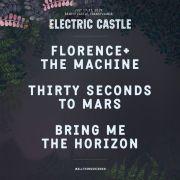 Electric Castle anunță headliner-ii pentru ediția din 2019