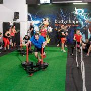 """Românii """"au topit"""" 1,5 tone de grăsime la antrenamentele Bodyshape în 2018"""