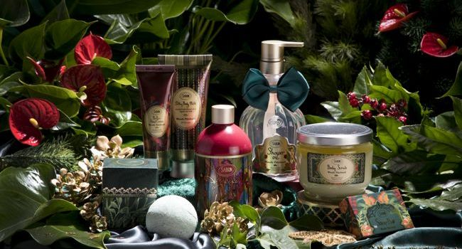 Sabon lansează colecția de iarnă Holiday Splendors