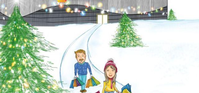 Spiritul Crăciunului vine la Veranda Mall!